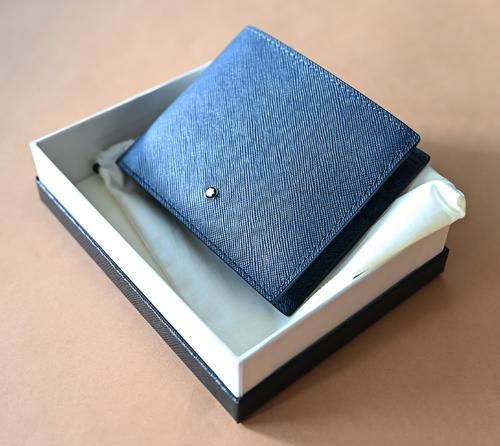 MONTBLANC Sartorial peněženka 6cc 128585  - 2