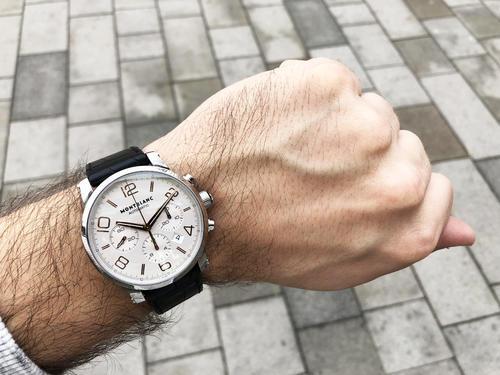 Montblanc TimeWalker Chronograph 101549  - 2