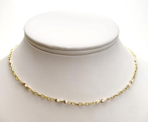 Zlatý náhrdelník 9.23  - 2