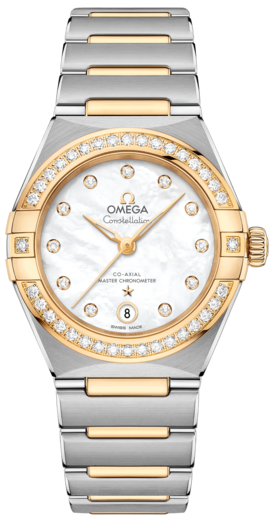 Omega Constellation Manhattan Automatic 29 mm 131.25.29.20.55.002  - 2