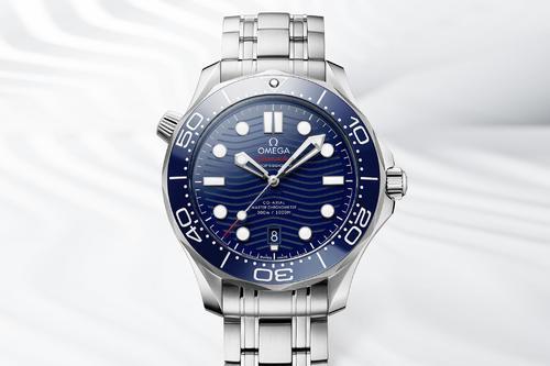 Omega Seamaster Diver 300M 210.30.42.20.03.001  - 2