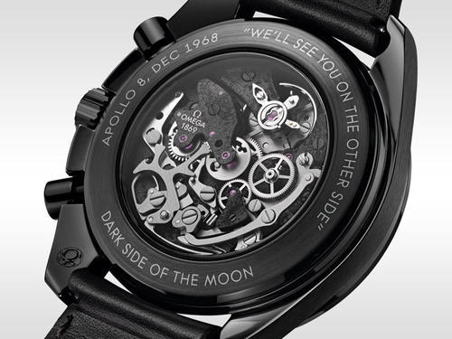 "OMEGA Speedmaster ""DARK SIDE OF THE MOON"" APOLLO 8 311.92.44.30.01.001  - 2"