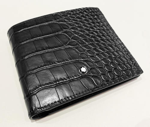 MONTBLANC Meisterstück Selection Wallet 6cc 126640  - 2