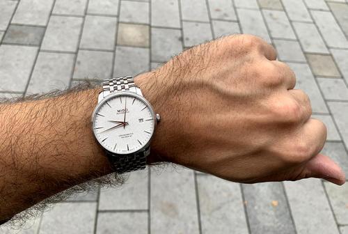 MIDO Baroncelli Chronometr M027.408.11.031.00  - 2