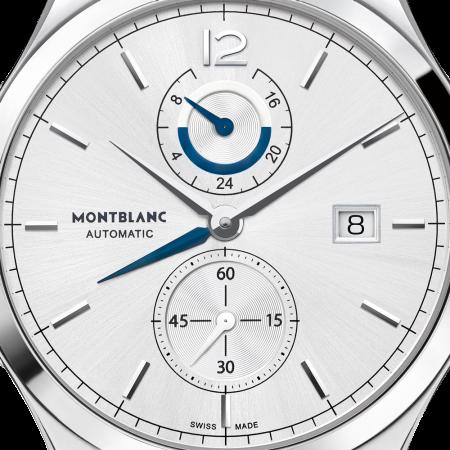 Montblanc Heritage Dual Time 112648  - 2