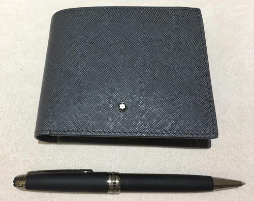 MONTBLANC peněženka Sartorial 4cc 116335  - 2