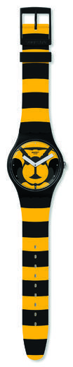 Swatch hodinky SUOB149 MAX L'ABEILLE  - 2
