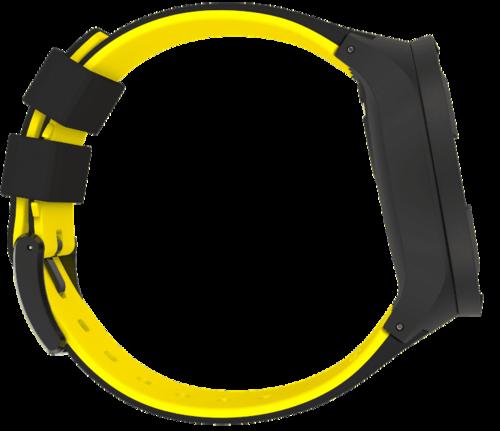 SWATCH hodinky SB02B403 BIG BOLD CHECKPOINT YELLOW  - 2