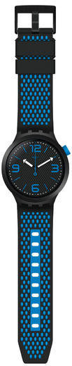 SWATCH hodinky SO27B101 BBBLUE BIG BOLD  - 2