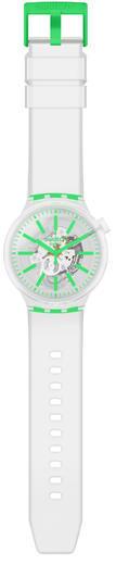 SWATCH hodinky SO27E104 GREENINJELLY  - 2