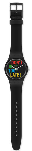 SWATCH hodinky SO29B100 TIMEFORTIME  - 2