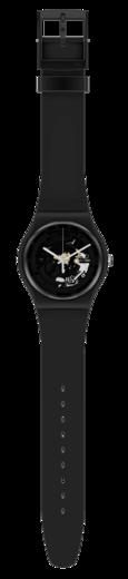 SWATCH hodinky SO32B108 SPOT TIME BLACK  - 2