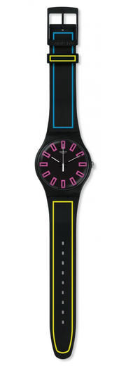 Swatch hodinky SUOB146 AROUND THE STRAP  - 2