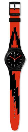 SWATCH hodinky SUOB167 SHEYENNE  - 2