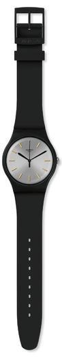 SWATCH hodinky SUOB173 BACKTOBLACK  - 2