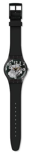 SWATCH hodinky SUOK135 BLACK BOARD  - 2