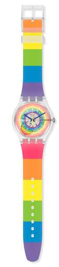 SWATCH hodinky SUOK148 # OPENSUMMER  - 2