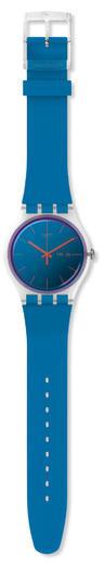 SWATCH hodinky SUOK711 POLABLUE  - 2