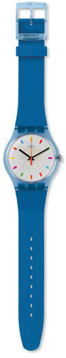 SWATCH hodinky SUON125 COLOR SQUARE  - 2