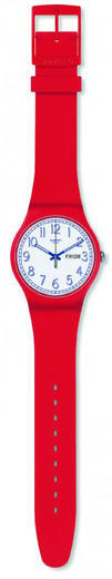 SWATCH hodinky SUOR707 RED ME UP  - 2