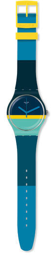 SWATCH hodinky SUOW154 MENT'HEURE  - 2