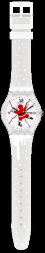 SWATCH hodinky SUOZ717 HoHoOUCH  - 2