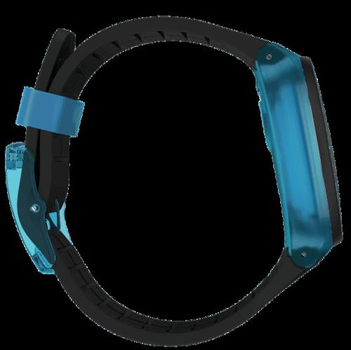 SWATCH hodinky SUSS402 BLUE TIRE  - 2
