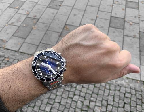 TISSOT SEASTAR 1000 CHRONO T120.417.11.041.01 S.E.  - 2