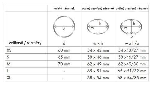 Calvin Klein náramek Reflective KJ64AB0101  - 2