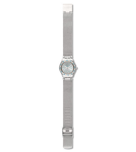 SWATCH hodinky YSS320m MECHE BLEUE  - 2