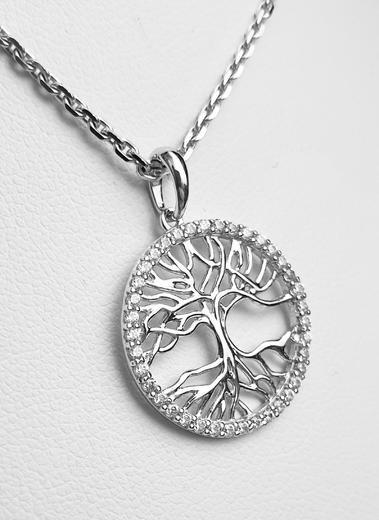 Zlatý přívěšek strom života 20947  - 2