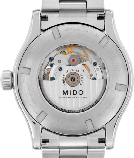 MIDO Multifort Chronometer M005.431.11.031.00  - 2