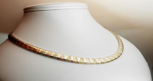 Zlatý náhrdelník 03062020  - 3