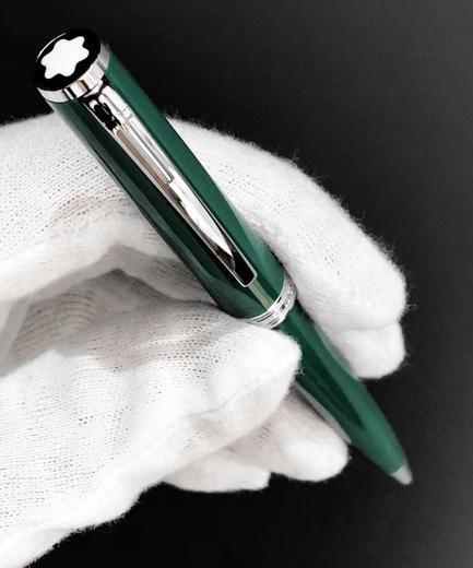 MONTBLANC PIX kuličkové pero Racing Green 128089  - 3