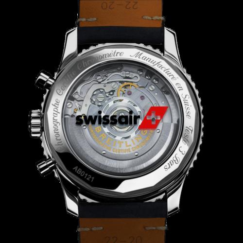 BREITLING Navitimer 1 B01 Airline Edition Swissair AB01211B1B1X1  - 3