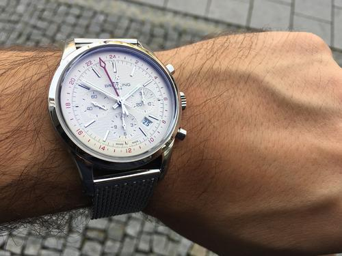 BREITLING TRANSOCEAN GMT limited AB045112/G772  - 3