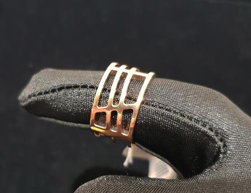 Calvin Klein prsten Draw KJ1TPR1001  - 3