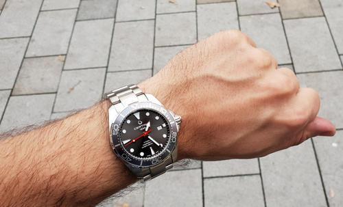 Certina DS Action Diver titan C032.407.44.081.00  - 3