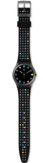 Swatch hodinky GB305 BOULE A FACETTE  - 3