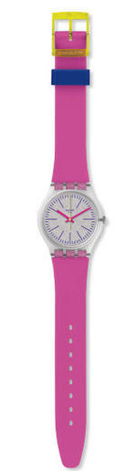 Swatch hodinky GE256 FLUO PINKY  - 3