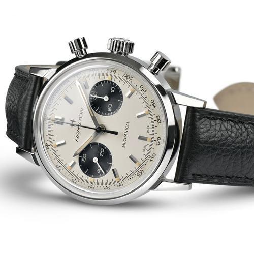 HAMILTON American Classic Intra-Matic Chronograph H H38429710  - 3