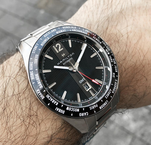 HAMILTON Broadway GMT Limited H43725131  - 3