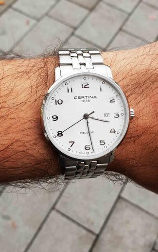 CERTINA DS Caimano C035.410.11.012.00  - 3