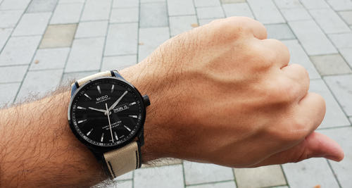 MIDO Multifort Chronometer¹ M038.431.37.051.09  - 3