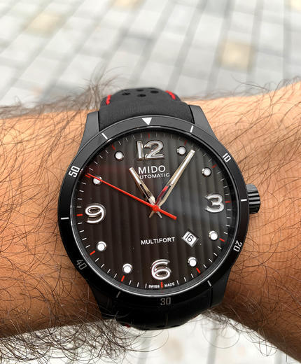 MIDO Multifort Gent M025.407.36.061.00  - 3