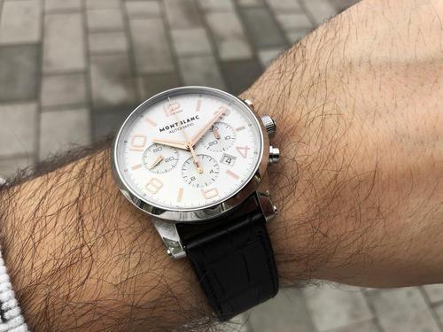 Montblanc TimeWalker Chronograph 101549  - 3