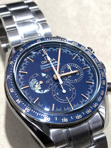 OMEGA SPEEDMASTER PROFESSIONAL Moonwatch Apollo XVII 311.30.42.30.03.001  - 3