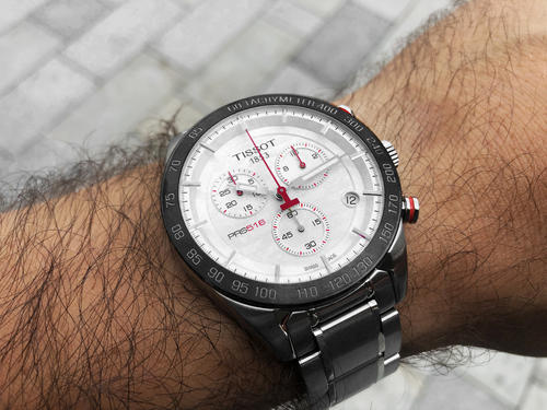 Tissot PRS 516 chrono T100.417.11.031.00  - 3