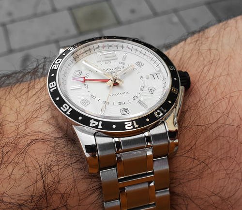LONGINES Admiral Automatic L3.668.4.76.6  - 3