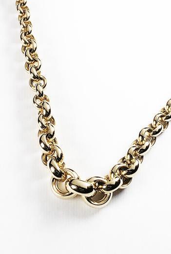 Zlatý náhrdelník 020849  - 3